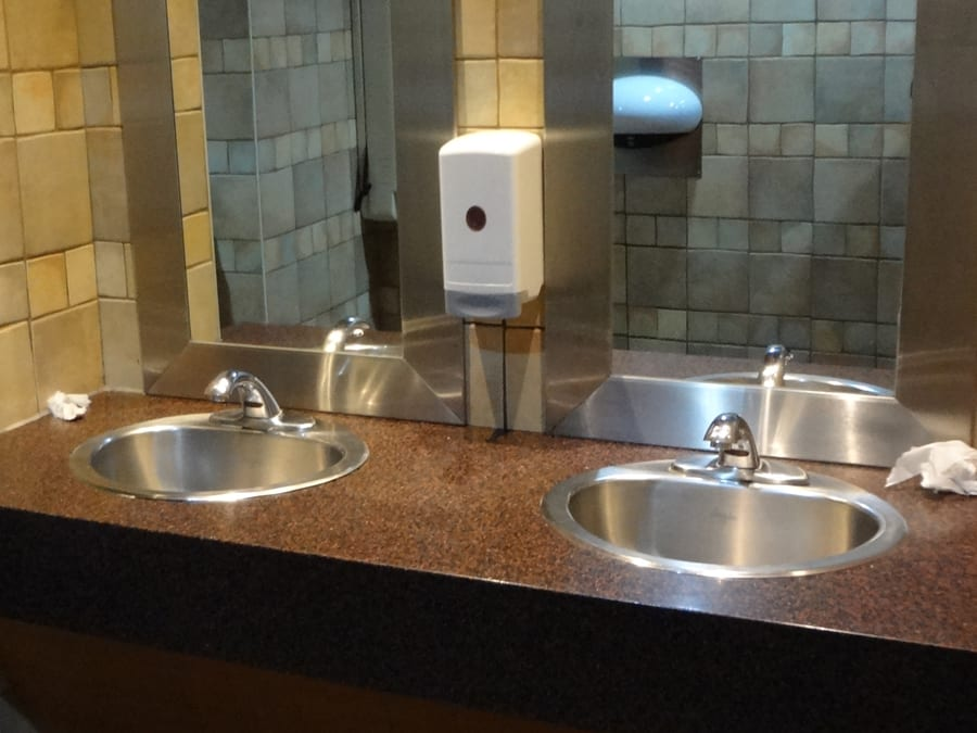 Ange's Plumbing will install or upgrade a bathrooms