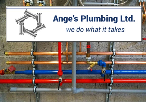 Ange's Plumbing on Best In BC