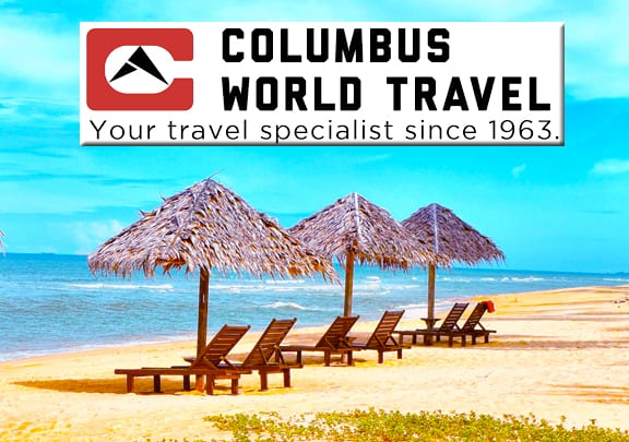 Columbus World Travel on Best In BC