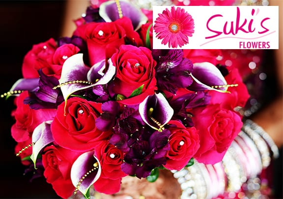 Suki's Flowers on Best in BC