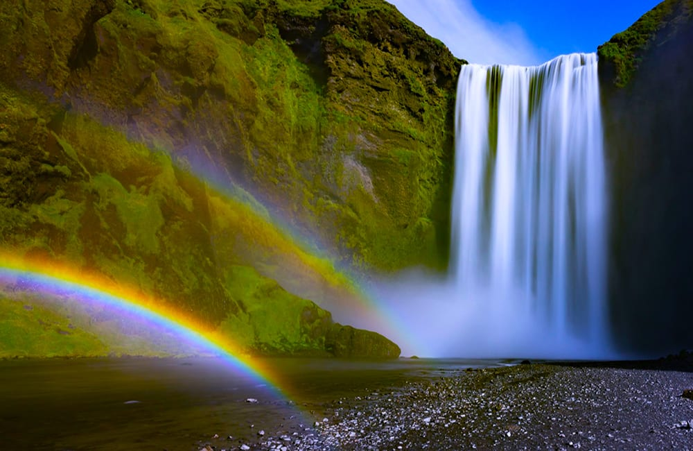 Explore Seljalandsfoss, Iceland with Columbus world Travel
