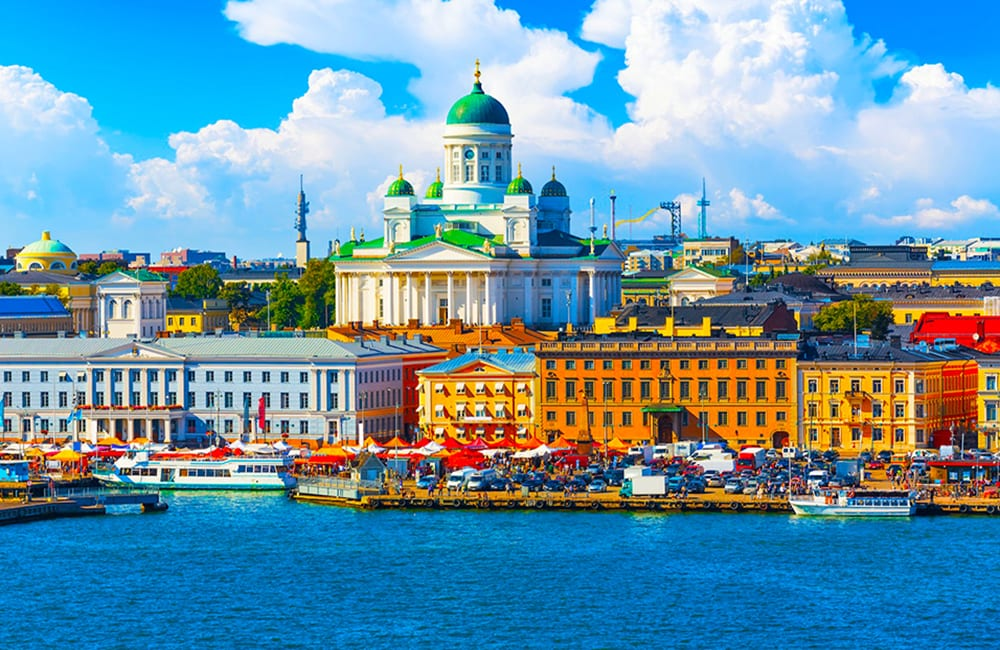 Helsinki Finland Wanderlust with Columbus world Travel on Best in BC