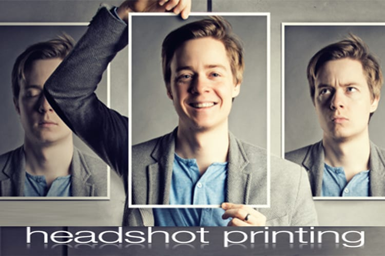 Need headshot photos ~ We print your headshots at D&R Photo