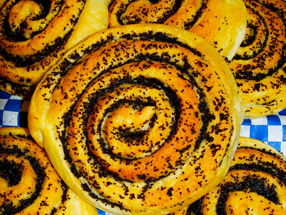 Steveston Bakery's Poppyseed Danish on Best in BC