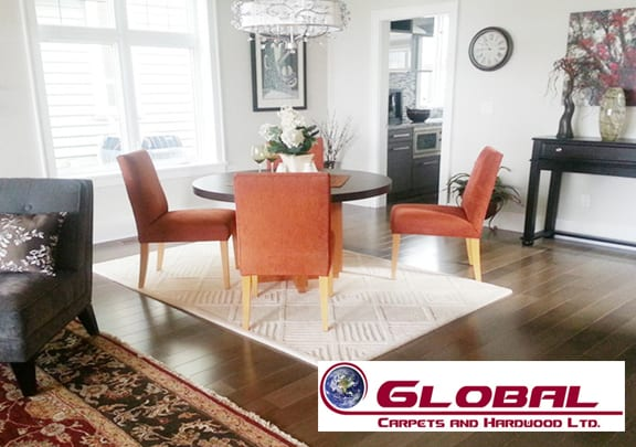 Global Carpets and Hardwood Ltd on Best in BC