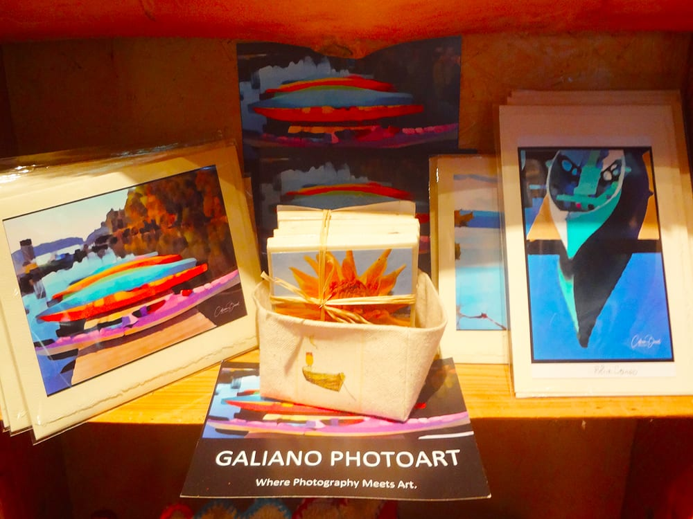 Colleen Bessel Galiano PhotoArt at Ixchel Galiano Craft Shop