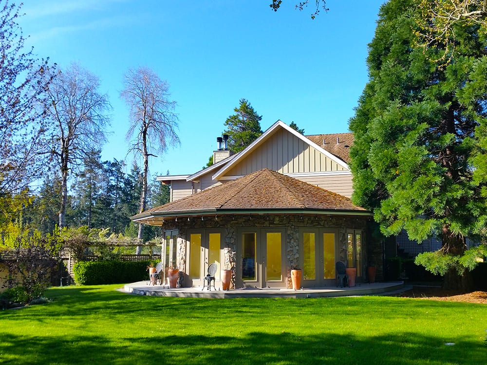 Convention or Wedding Spaces available at Galiano Oceanfront Inn and Spa Lobby
