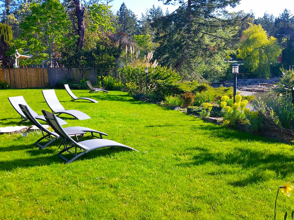 Enjoy the solitude at Galiano Oceanfront Inn and Spa