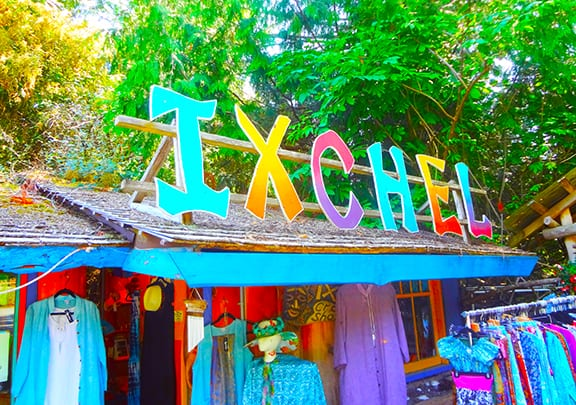 Ixchel Galiano Craft Shop on Best in BC