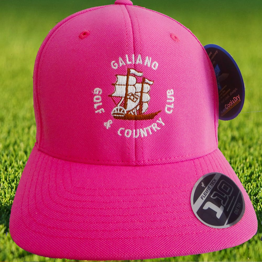 Merchandise available at Galiano Golf and Country Club