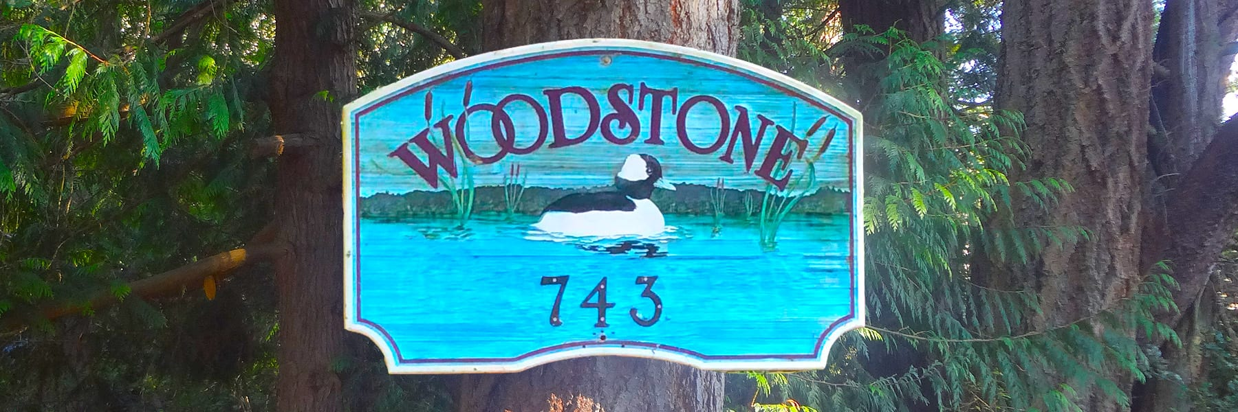Woodstone Manor on Galiano Island is a magical place to enjoy a romantic getaway or family vacation