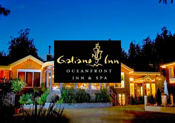 Galiano Oceanfront Inn and Spa