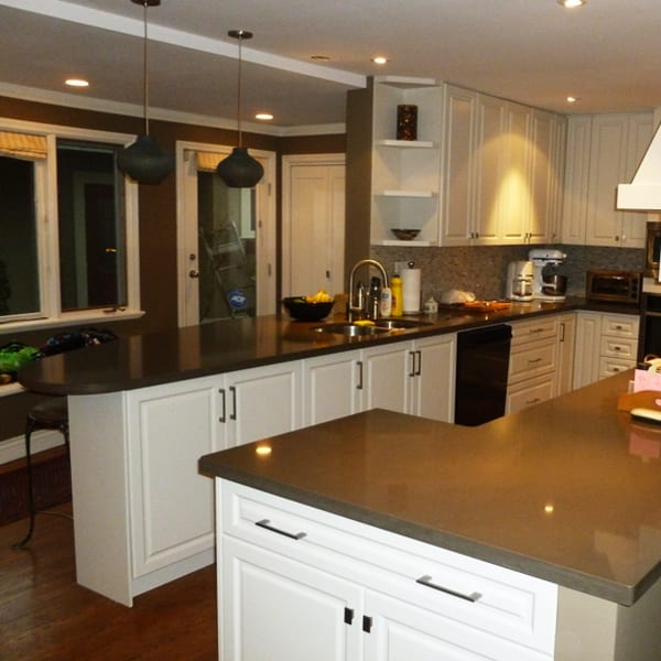 Complete Residential Kitchen Renovation