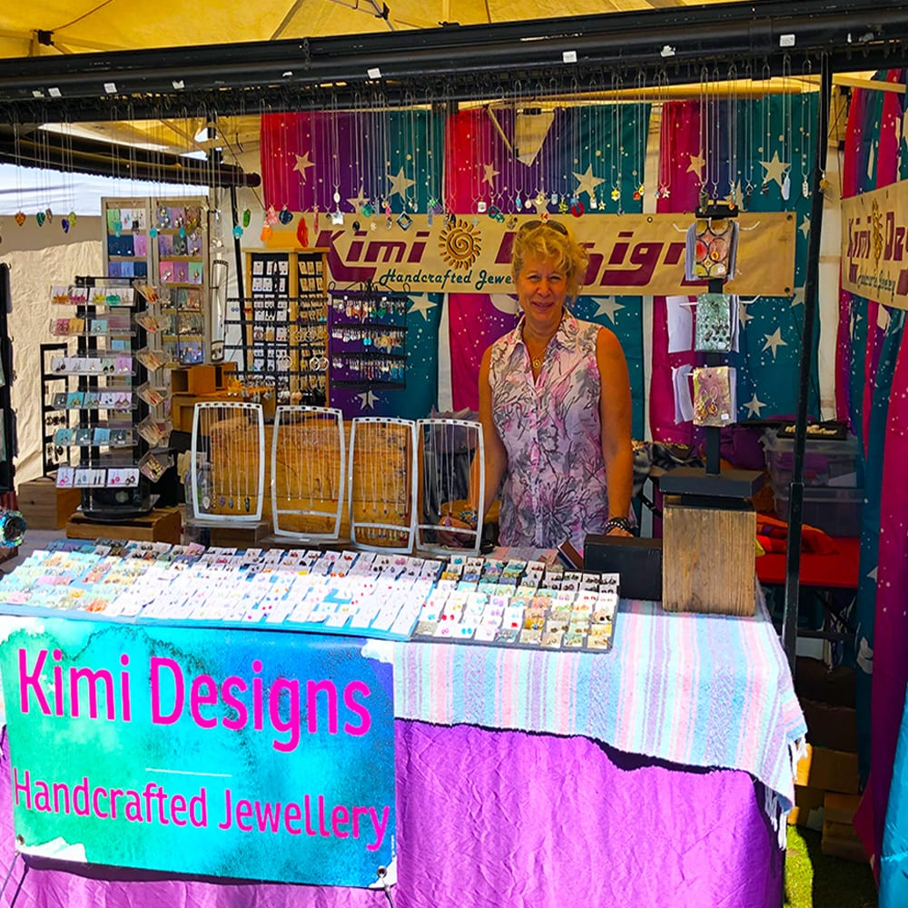 Fun in the Sun with Kimi Designs Jewellery at Harrison Hotsprings