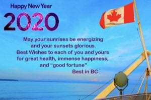 Happy 2020 from Best in BC